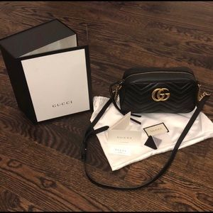 MY Gucci marmont collection